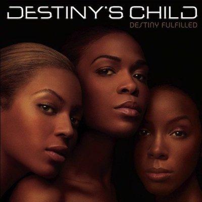 Destiny's Child - Destiny Fulfilled (CD)