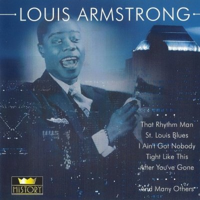 Louis Armstrong - Mahogany Hall Stomp (CD)