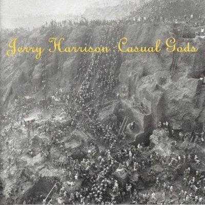 Jerry Harrison:Casual Gods - Casual Gods (LP)