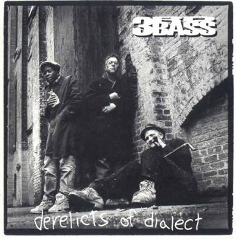 3rd Bass - Derelicts Of Dialect (CD)
