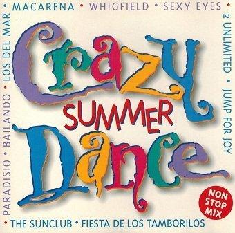 Crazy Summer Dance (CD)