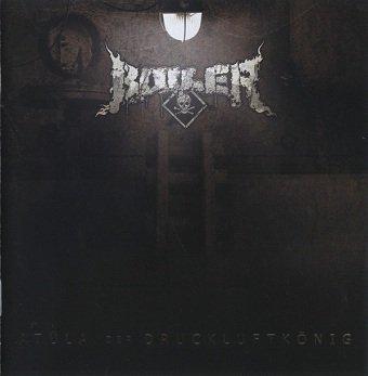 Boiler - Atüla Der Druckluftkönig (CD)