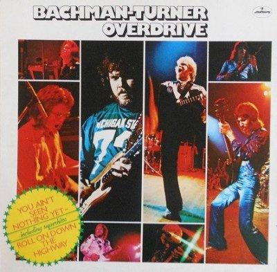 Bachman-Turner Overdrive - Bachman-Turner Overdrive (LP)