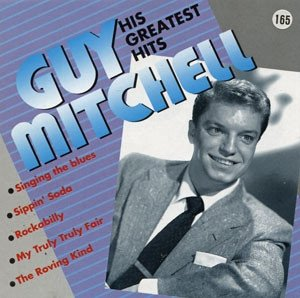 Guy Mitchell - His Greatest Hits / Singing The Blues (CD)