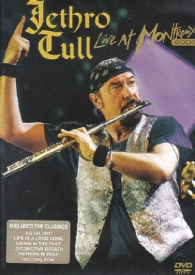 Jethro Tull - Live At Montreux 2003 (DVD)