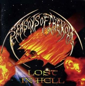 Seasons Of The Wolf - Lost In Hell (CD)