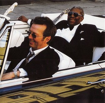 B.B. King & Eric Clapton - Riding With The King (CD)