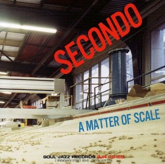 Secondo - A Matter Of Scale (CD)
