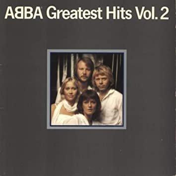 ABBA - Greatest Hits Vol. 2 (LP)