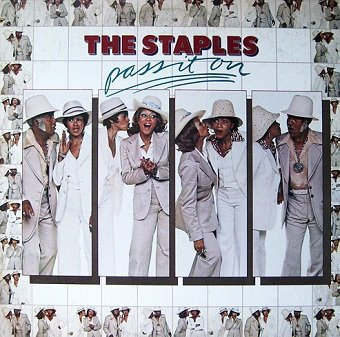 The Staples - Pass It On (LP)