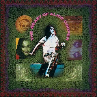 Alice Cooper - The Beast Of Alice Cooper (CD)