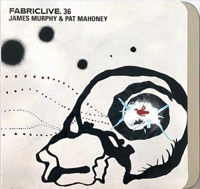 James Murphy & Pat Mahoney - FabricLive. 36 (CD)
