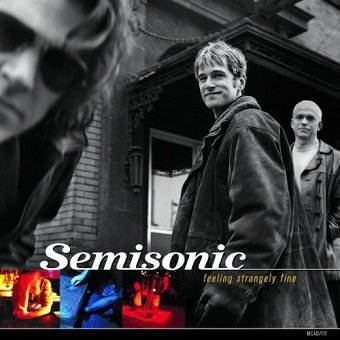 Semisonic - Feeling Strangely Fine (CD)