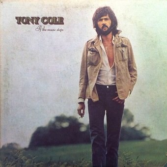 Tony Cole - If The Music Stops (LP)