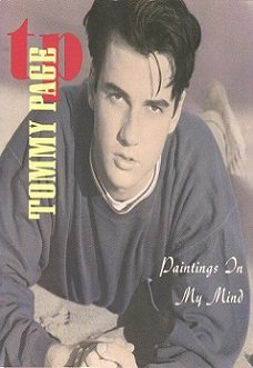 Tommy Page - Paintings In My Mind (MC)