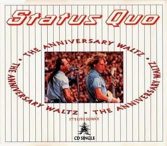 Status Quo- The Anniversary Waltz (CD)