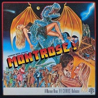 Montrose - Warner Bros. Presents Montrose! (LP)
