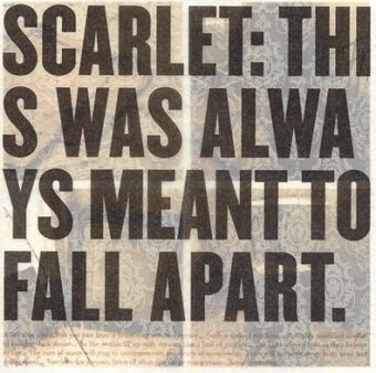 Scarlet - This Was Always Meant To Fall Apart (CD)