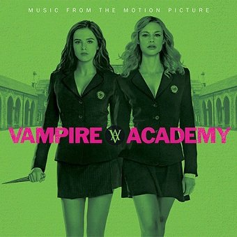 Vampire Academy (CD)