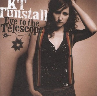 KT Tunstall - Eye To The Telescope (CD)