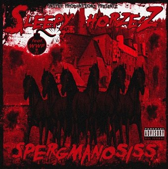 Sleepy Horzez - Spergmanosiss (CD)