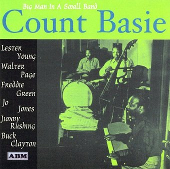 Count Basie - Big Man In A Small Band (CD)