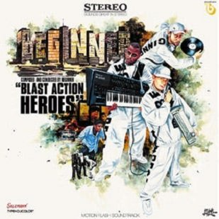 Beginner - Blast Action Heroes (CD)