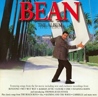 Bean The Album (CD)