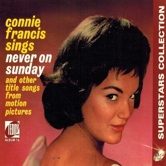 Connie Francis - Sings Never On Sunday And Other Title Songs From Motion Pictures (CD)