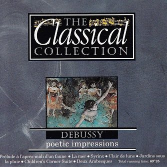 Debussy - Poetic Impressions (The Classical Collection) (CD)