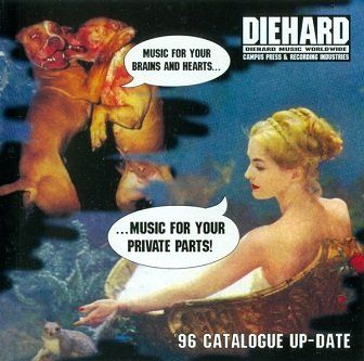 Diehard '96 Catalogue Up-Date (CD)
