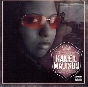 Kameil Madison - Today's Special (CD)