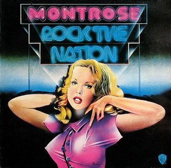 Montrose - Rock The Nation (LP)