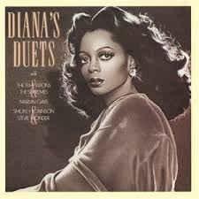 Diana Ross - Diana's Duets (LP)