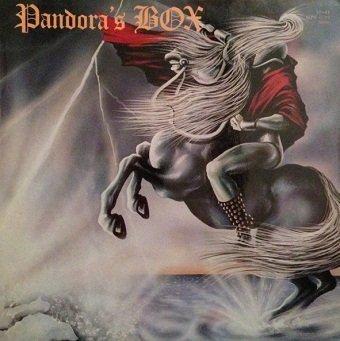 Pandora's Box - Kő Kövön (LP)