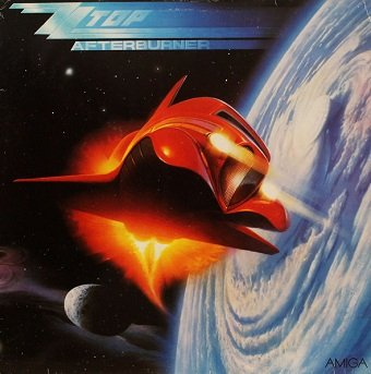ZZ Top - Afterburner (LP)