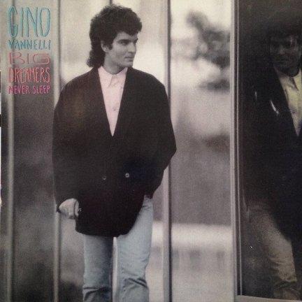 Gino Vannelli - Big Dreamers Never Sleep (LP)