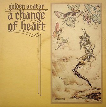 Golden Avatar - A Change Of Heart (LP)