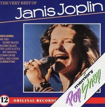 Janis Joplin - The Very Best Of (CD)