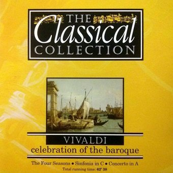 Vivaldi - Celebration of the Baroque (CD)