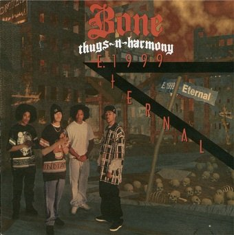 Bone Thugs-N-Harmony - E. 1999 Eternal (CD)