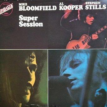 Mike Bloomfield, Al Kooper, Stephen Stills - Super Session (LP)