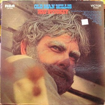 Nat Stuckey - Old Man Willis (LP)