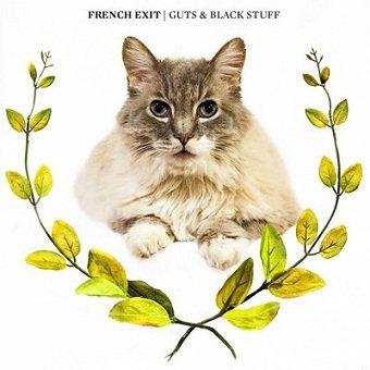 French Exit - Guts & Black Stuff (CD)