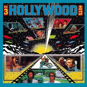 The Hollywood Hits Orchestra Featuring Billy Andrusco - Hollywod Hits Vol. 3 (CD)