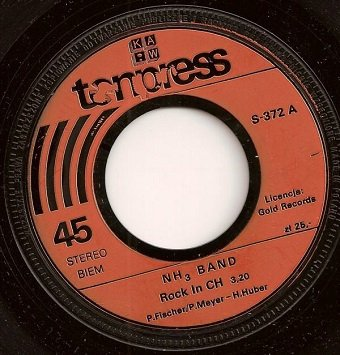 NH3 Band - Rock In CH / Need You (7'')