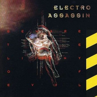 Electro Assassin - The Divine Invasion (CD)