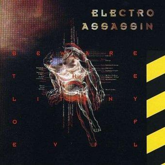 Electro Assassin - The Divine Invasion (CD)