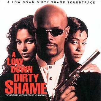 A Low Down Dirty Shame (Original Motion Picture Soundtrack) (CD)