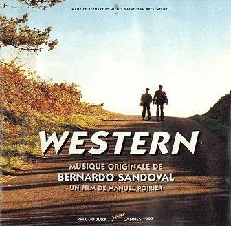 Bernardo Sandoval - Western (Musique Originale De) (CD)